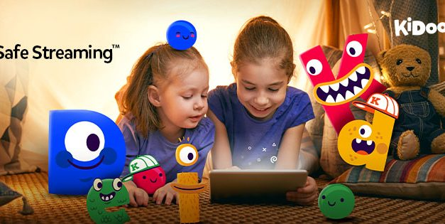 SCREENHITS TV AND KIDOODLE.TV® ANNOUNCE PARTNERSHIP  ON SAFE STREAMING™ FOR FAMILIES