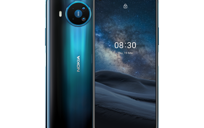 Serving style, the Nokia 8.3 5G arrives at giffgaff