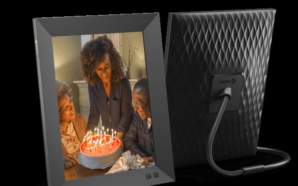 Review: Nixplay N – Digital Photo Frame