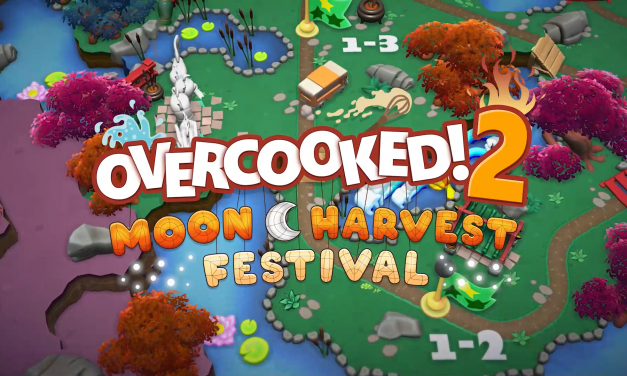 SWEET! CHINESE MOONCAKE DESSERTS HEAD TO OVERCOOKED! 2