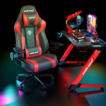 AndaSeat launches its Dark Demon and Jungle Series ergonomic gaming chairs
