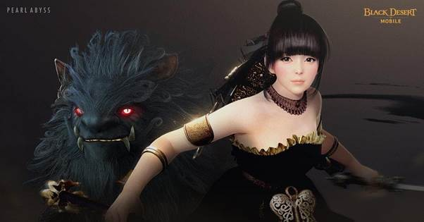 Pearl Abyss announces new Tamer class for Black Desert Mobile