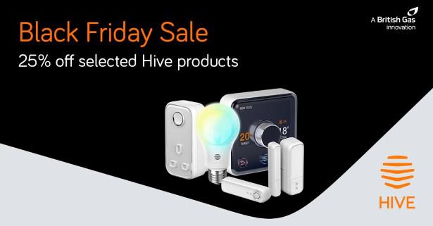 Hive Home Smart Home – Black Friday Deals