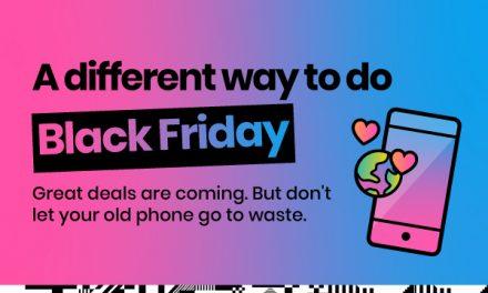 Start saving at giffgaff this Black Friday