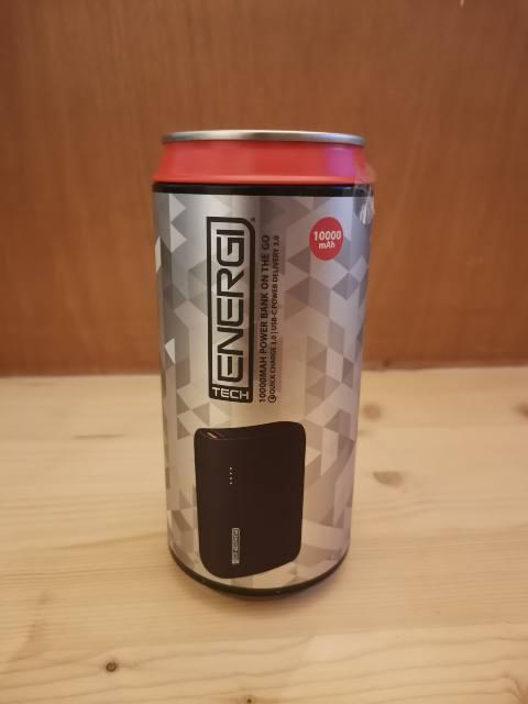 TECH ENERGI® TE100 PD Power Bank Review