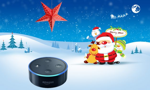 Five ways your smart assistant can bring festive cheer this Christmas