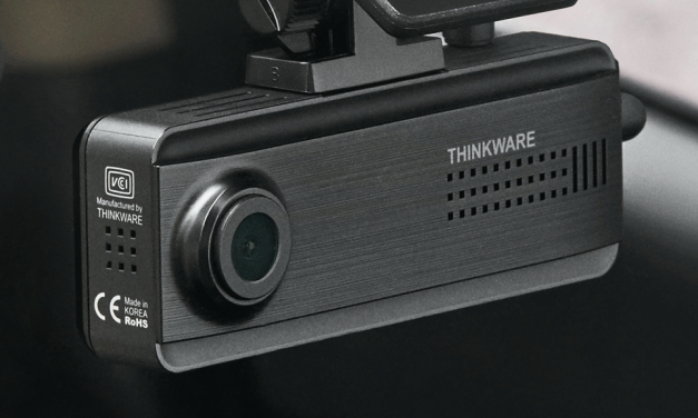 Thinkware Dash Cam F200 Pro Review