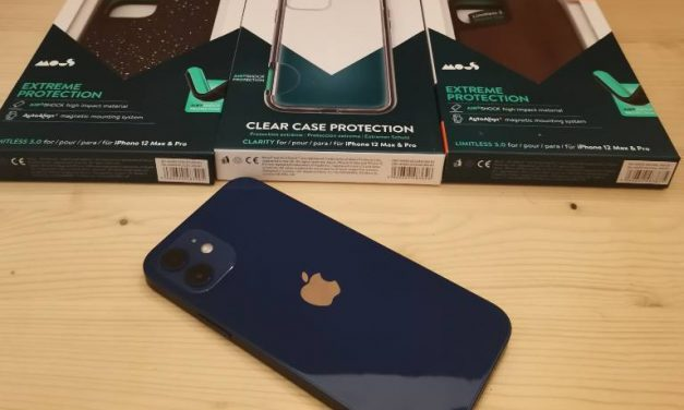 Looking for Extreme Protection for your iPhone 12 it's Mous all the way!