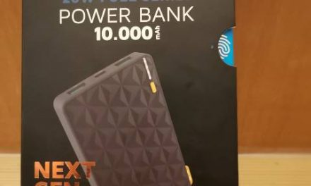 Xtorm 20W Fuel Series 4 Power Bank with 10,000mAh Review