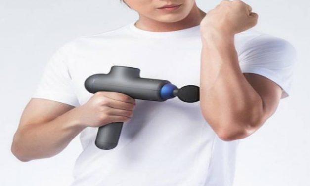 Xiaomi Yunmai Slim Elegant Massage Gun Review: A Portable Massaging Device