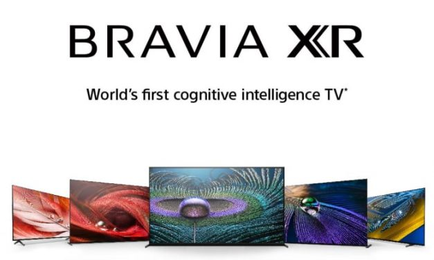 Sony Europe Announces New BRAVIA XR 8K LED, 4K OLED and 4K LED Models