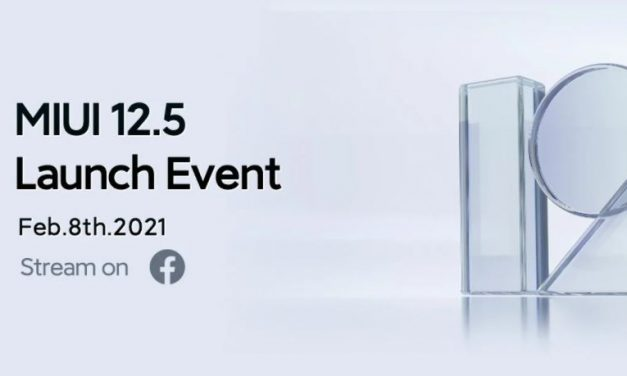 Xiaomi MIUI 12.5 Global Launch date