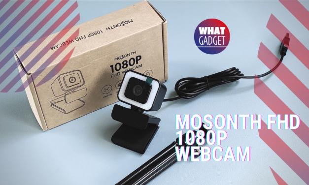 Mosonth 1080p FHD Webcam