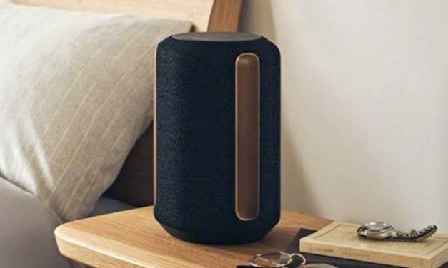 Sony SRS-RA3000 Speaker with Voice Assistance
