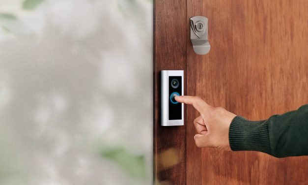 Introducing Ring Video Doorbell Pro 2, Ring's Most Advanced Wired Doorbell Featuring 3D Motion Detection
