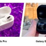 AirPods Pro vs. Galaxy Buds Pro:  A Comparison Between features