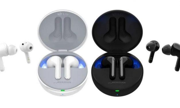 LG Tone Free HBS-FN7 True Wireless Earphone